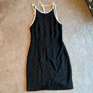 Vintage Backless Dress